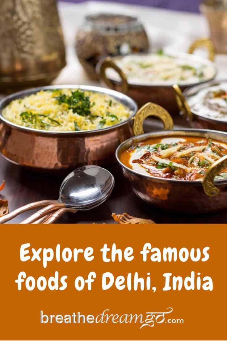 The best Indian food in Delhi