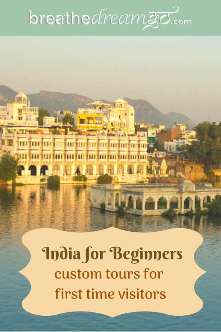 India for Beginners custom tours to India