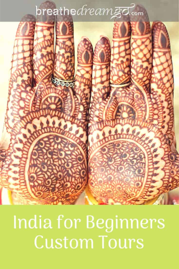 India for Beginners tours of India are for first time visitors