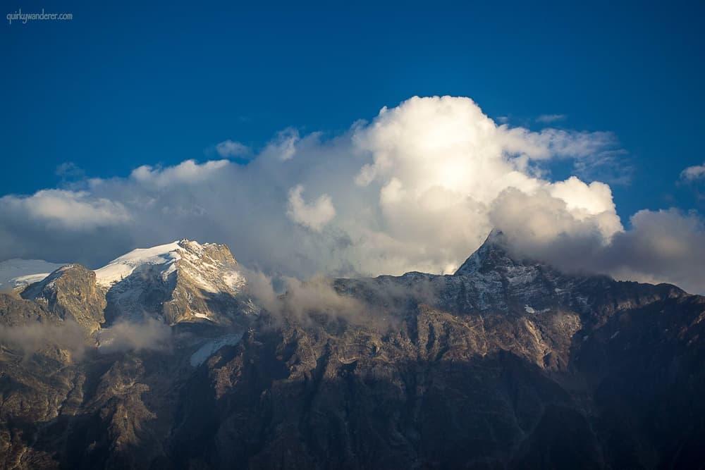 Kinnaur, Himachal Pradesh, India
