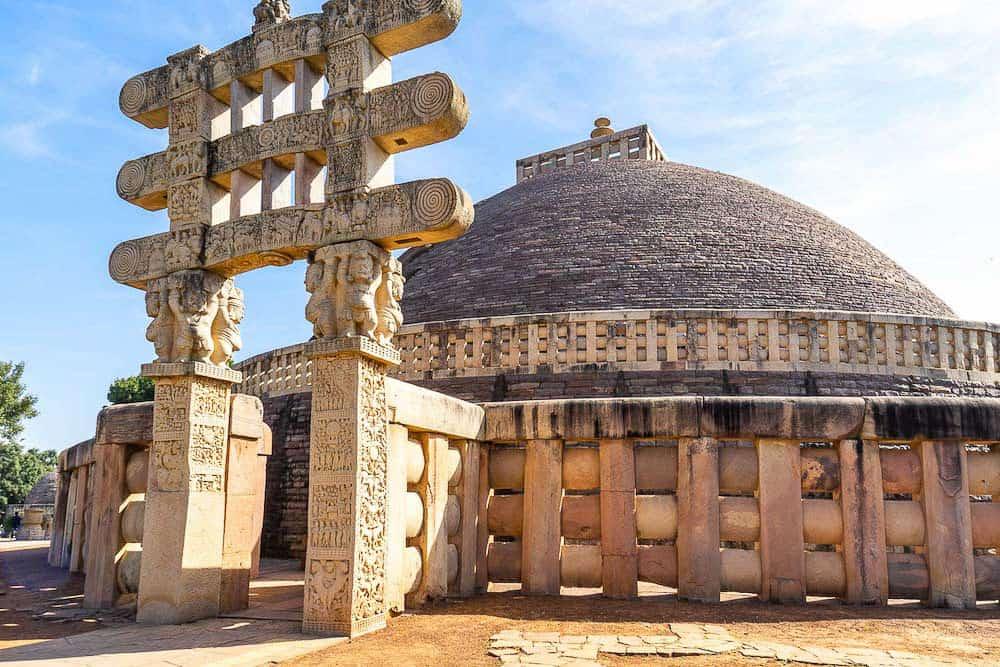 Sanchi, Madhya Pradesh, India