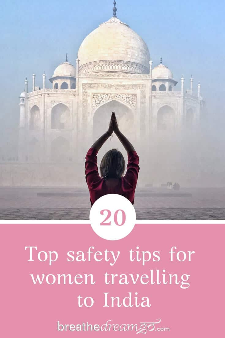 Travel safety tips for women travellers