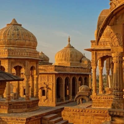 The 1,001 tales of Jaisalmer, Rajasthan