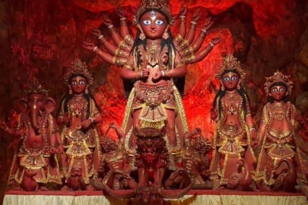 Dura Puja, Kolkata