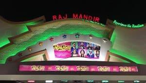 Raj Mandir Bollywood Cinema, Jaipur, Rajasthan