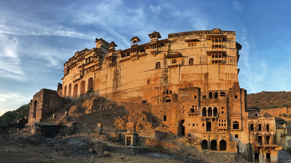 Taragarh Fort or Bundi Palace