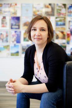 photo of Karen Leiva