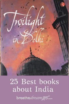 25 best books about India pin