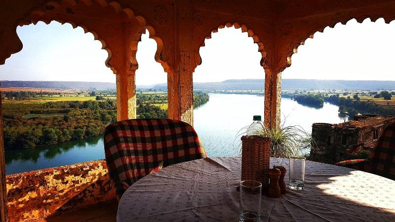 Bhainsrorgarh fort rajasthan