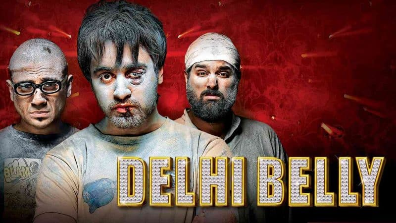 Delhi Belly movie about India