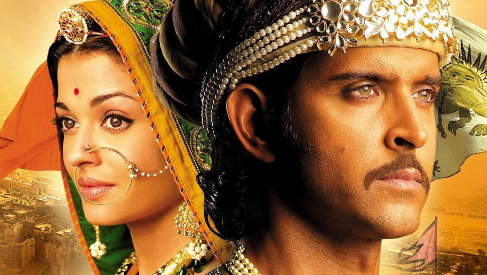 Jodhaa Akbar movie about India