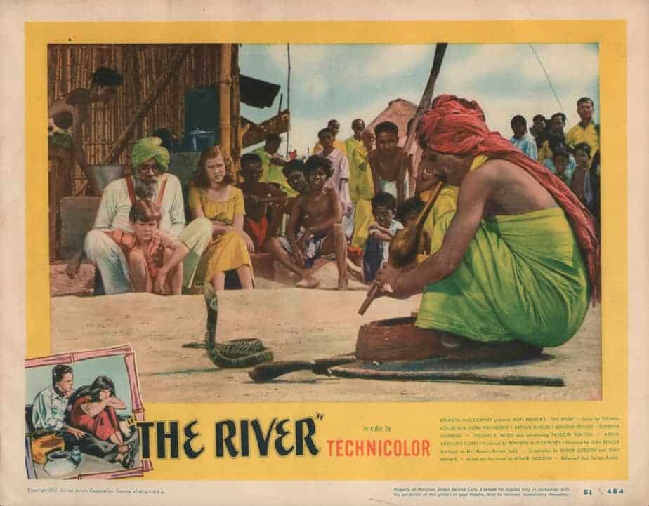 The River movie about India