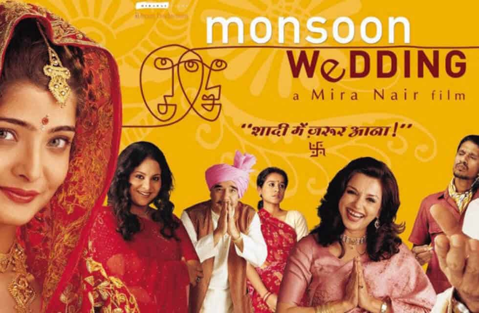 Monsoon Wedding film poster