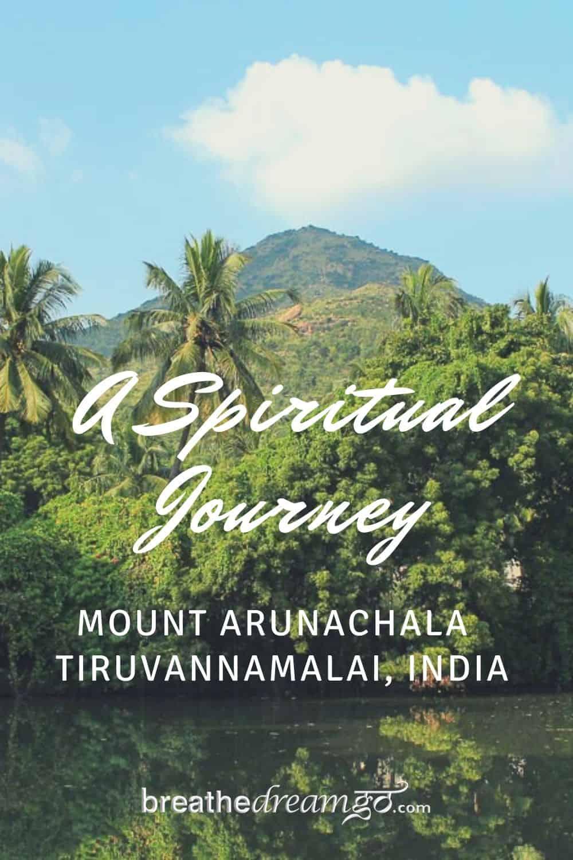 Mount Arunachala in Tiruvannamalai