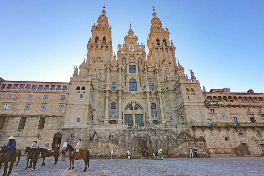 Cathedral de Santiago Spain