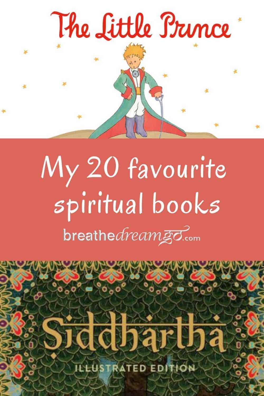 20 favourite spiritual books
