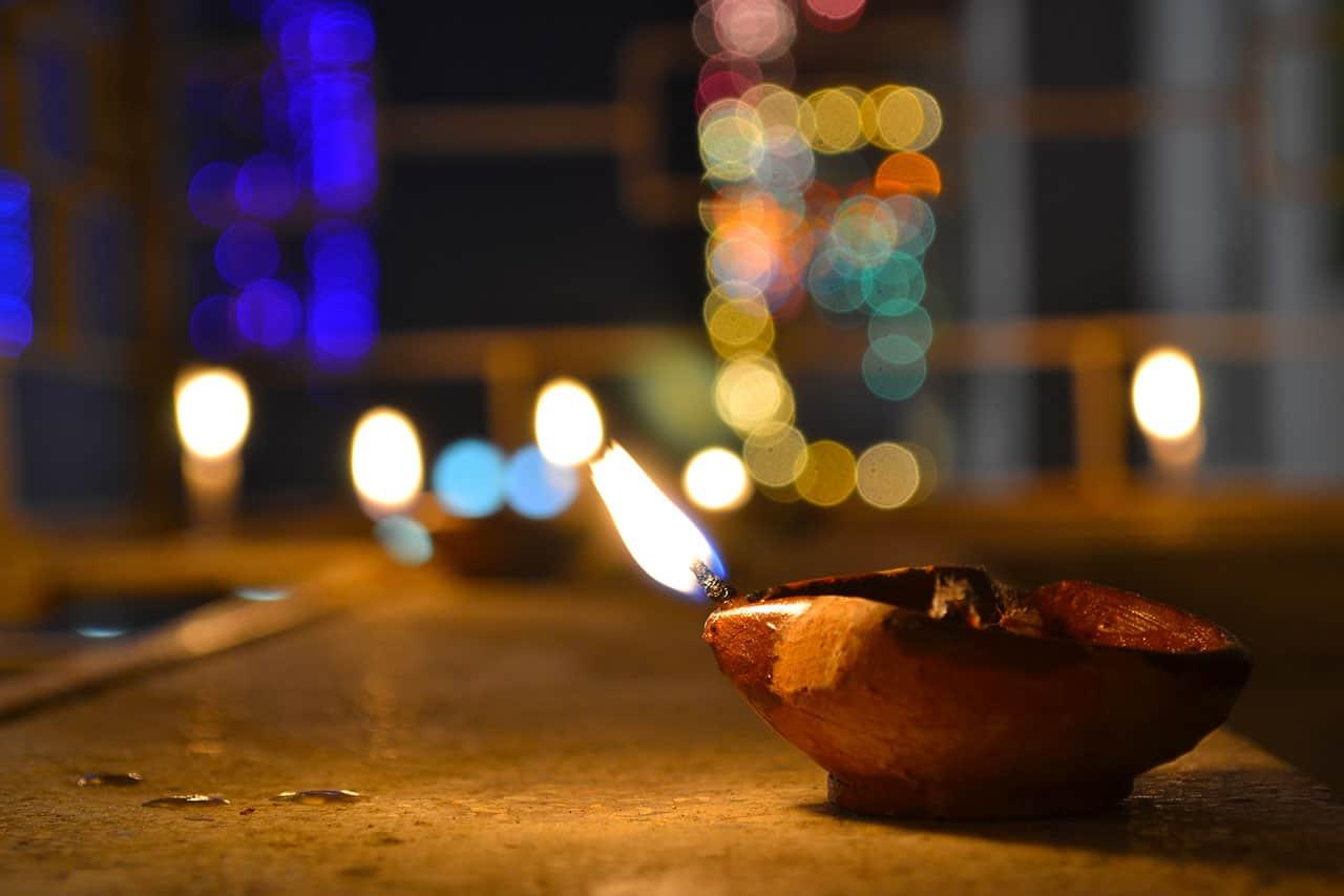 Kali Puja is a prayer ritual in India