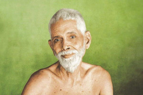 Ramana-Maharshi and spiritual books