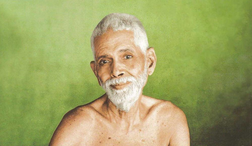 Ramana-Maharshi and spiritual books