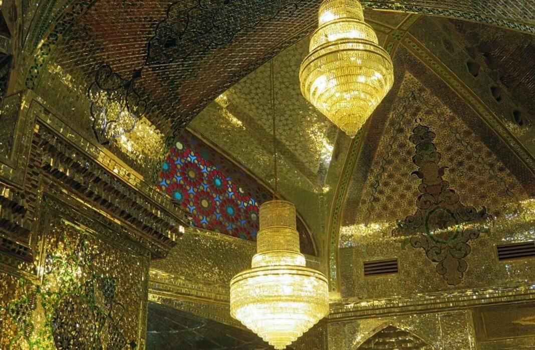 Shrine in Iran