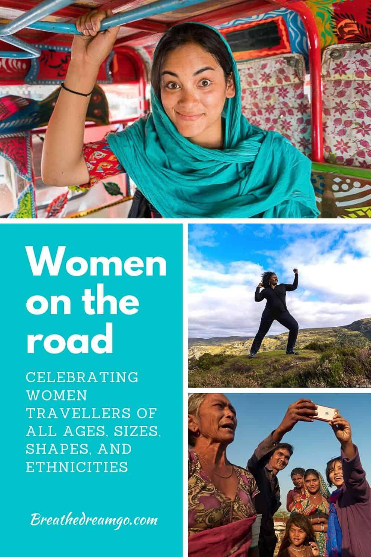 women travellers
