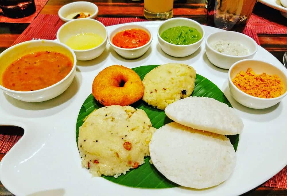 idli is South Indian food found in Mumbai