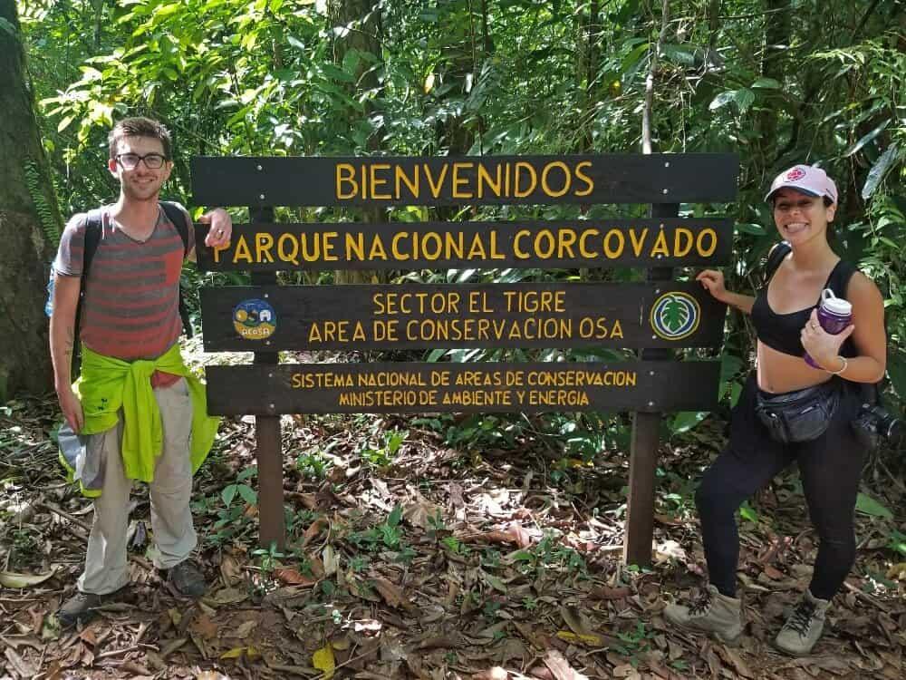 Mindful traveller Jazzmine in Costa Rica