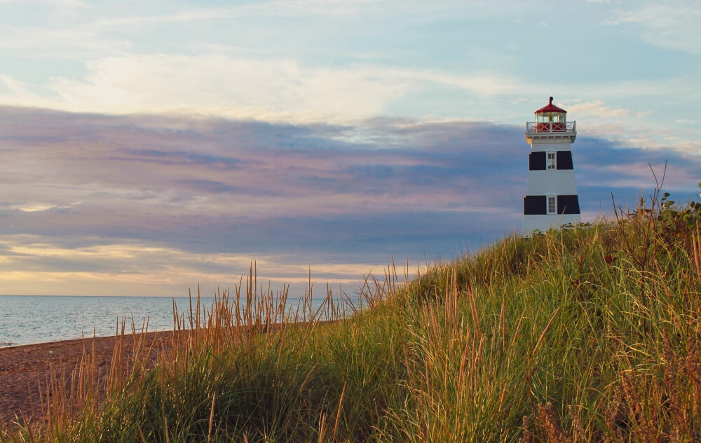 Pei is a 20 best places to travel in Canada 2020