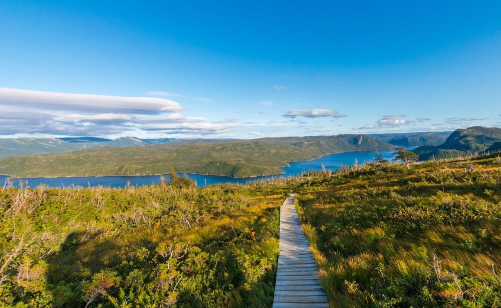 20 best places to travel in Canada 2020 Gros Morne Newfoundland