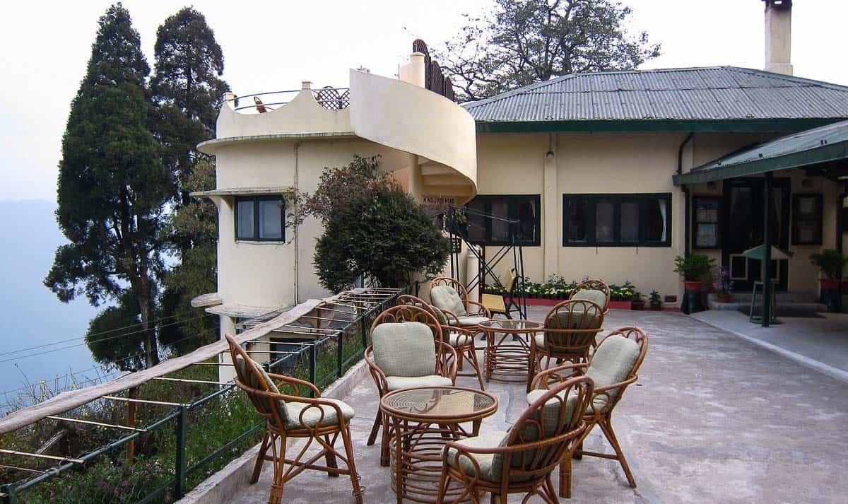 The Windamere Hotel, Darjeeling
