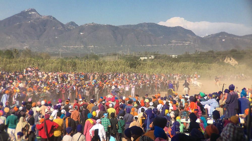 Hola Mohalla crowds, offbeat Punjab