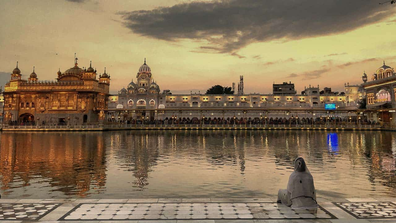 Offbeat Punjab at Golden Temple, Amritsar