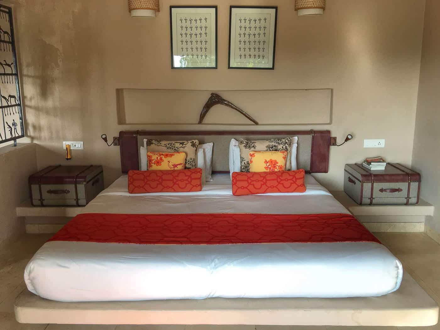 Room at Denwa Backwater Escape