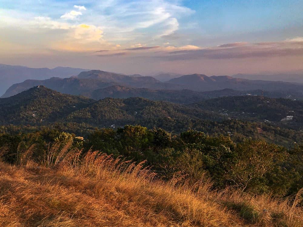 Western Ghats and Cardamom Hills, Kerala