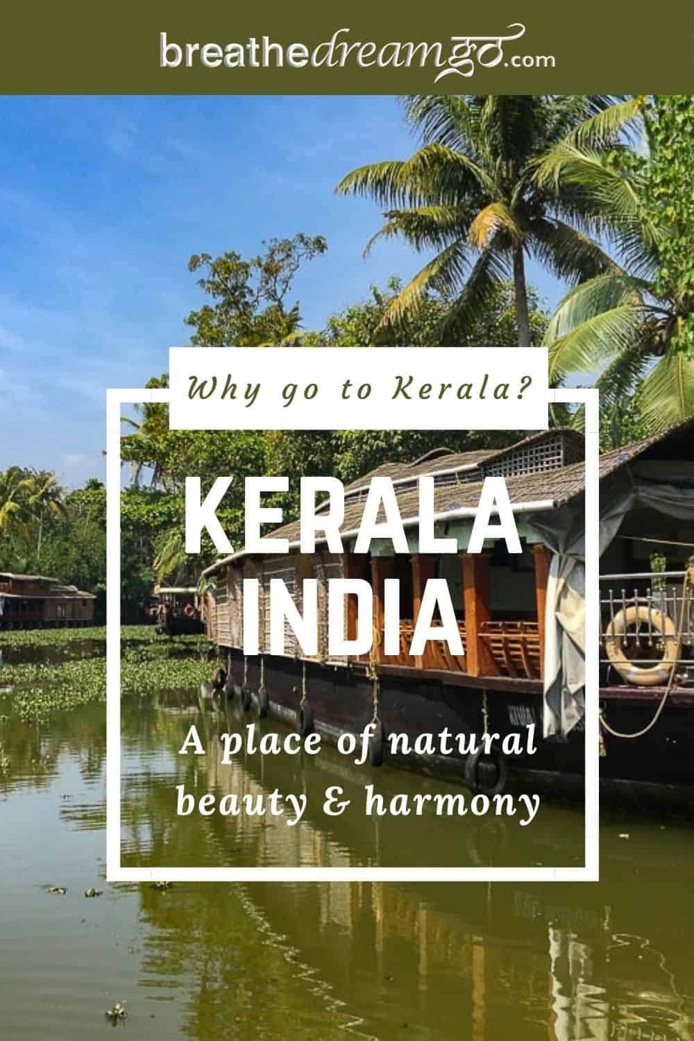 Natural beauty of Kerala, India