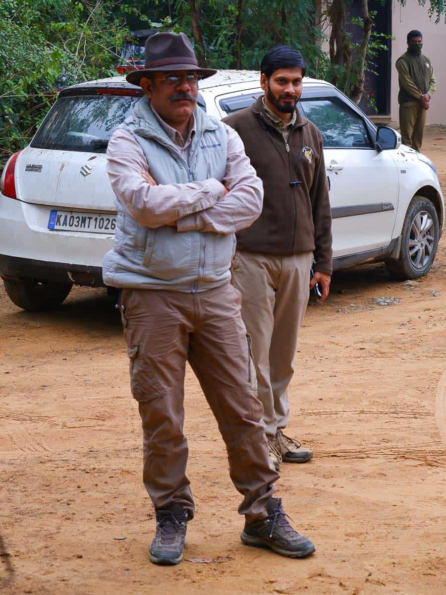 Kartikeya Singh at Denwa Backwater Escape