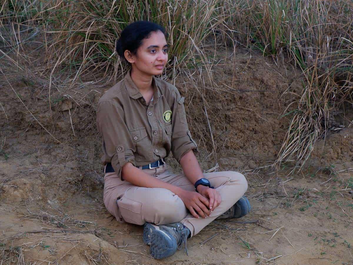Mugdha at Denwa Backwater Escape