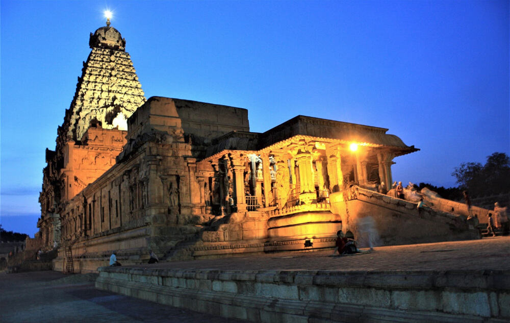 UNESCO temple, Tamil Nadu