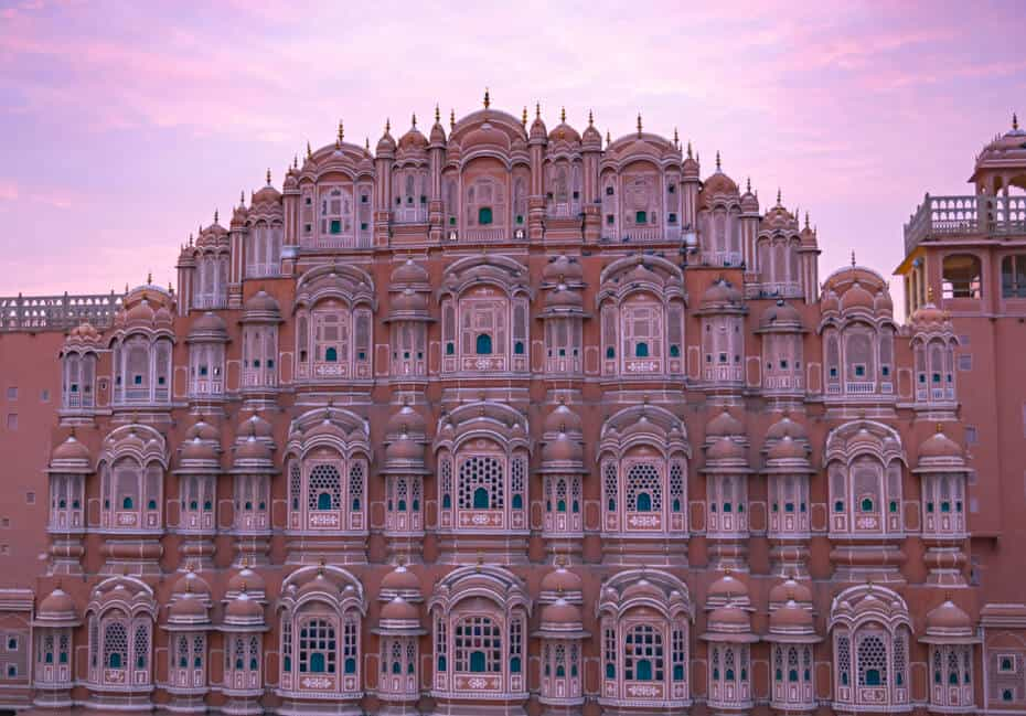 Hawa Mahal, Jaipur Rajasthan