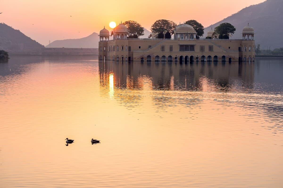 Jal Mahal Palace, Jaipur Rajasthan